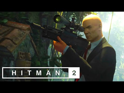 HITMAN 2 - Official Colombia Gameplay Trailer