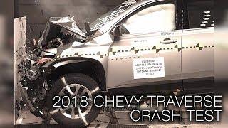 Chevrolet Traverse (2018) Frontal Crash Test