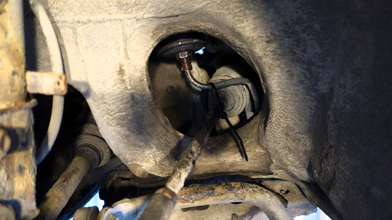 how to replace fuel filter toyota corolla [ 1280 x 720 Pixel ]