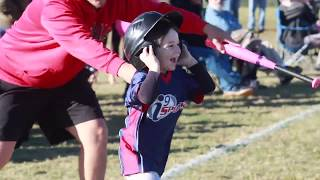 i9 Sports 352: (Northside) T-Ball Player Highlights -11/3/18
