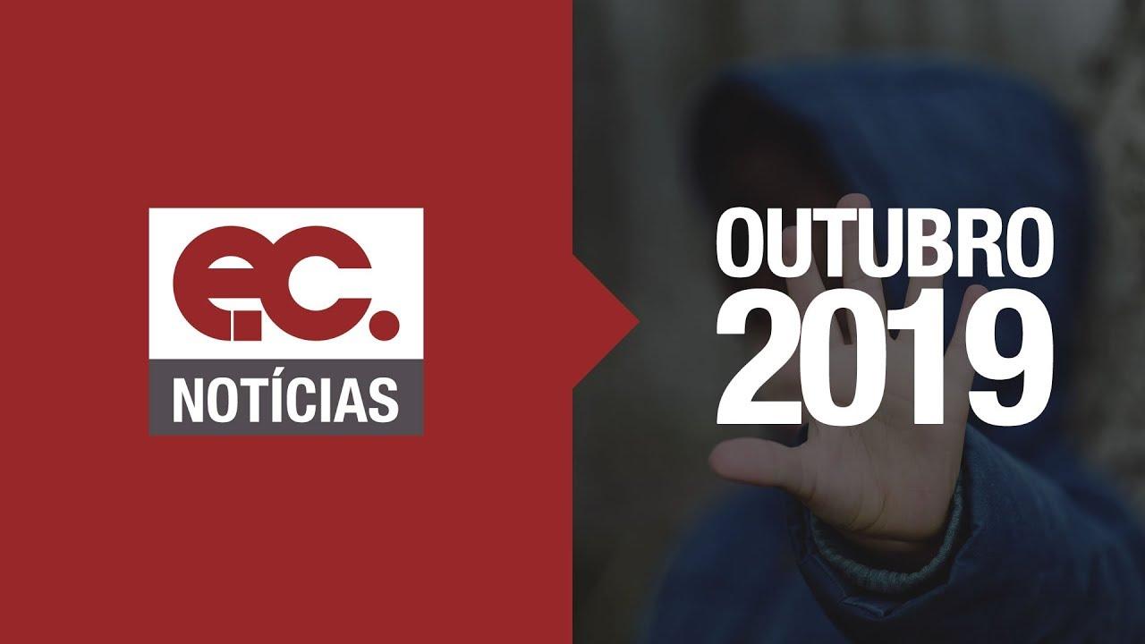 #ECNotícias 01/10/2019