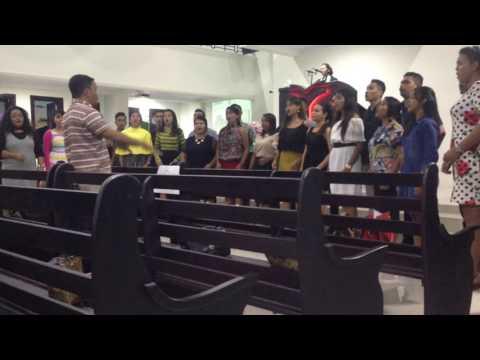 Hotumese Choir - Jadikan HatiKu Istana CintaMu
