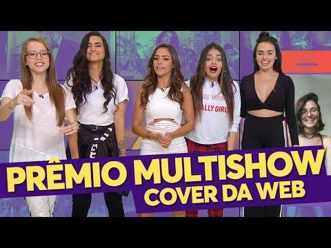 Prêmio Multishow   Cover na Web   TVZ Ao Vivo   Música Multishow