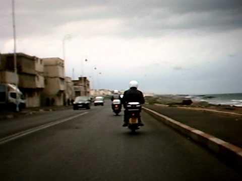 Rabat - road to Marakkech