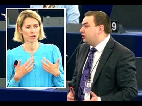 Making a practical difference in EU-Russia relations - Jonathan Arnott MEP