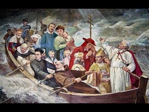 Weathering The Storm (In the Barque of St. Peter)