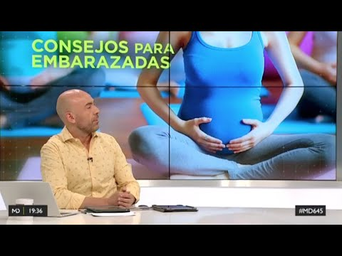 🦠 Coronavirus Y Embarazo, El Dr. Marcos En Directo En TeleMadrid