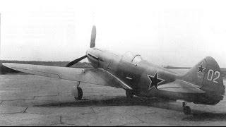 Воздушный бой ЛаГГ 3-11