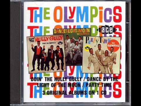Olympics - Private Eye / (Baby) Hully Gully - Arvee 562 - 7/59