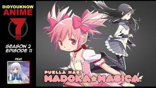 Puella Magi Madoka Magica - Did You Know Anime? Feat. Kinenz