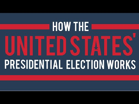 How Does The President Get Elected? US Presidential Elections Explained