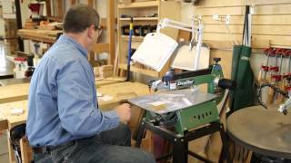 Woodcraft Demo Series: Scrollsaw Basics : Compound Cutting