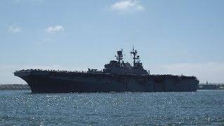 2014年6月6日,LHD-8 強襲揚陸艦 Makin Island