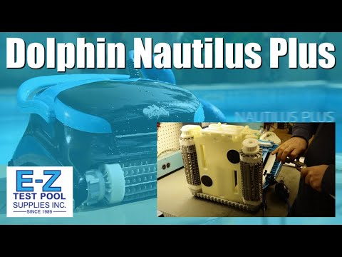 Nautilus Plus Pool Cleaner By Dolphin