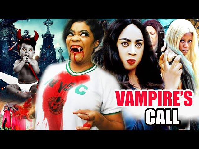 Vampire's Call part 1 {full Movie } | New Movie | 2020 Latest Nollywood Nigerian Movie