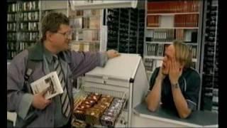COMMERCIAL Sportbladet Videobutik (2001)