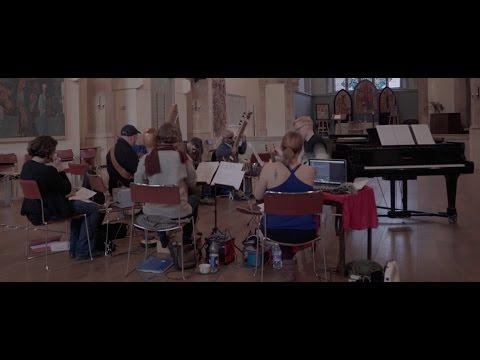 British Paraorchestra rehearse for Birmingham Symphony Hall