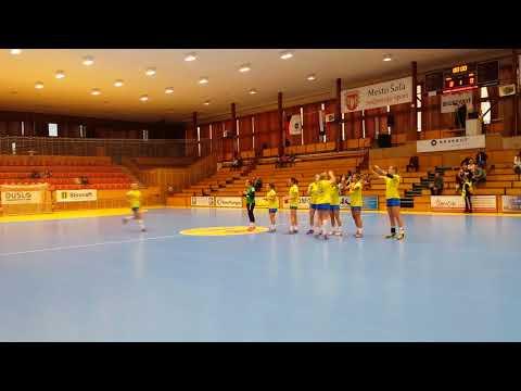 mol liga podzim 2017 4.kolo HK Slovan Duslo Šala - HC Zlín 22.09.2017