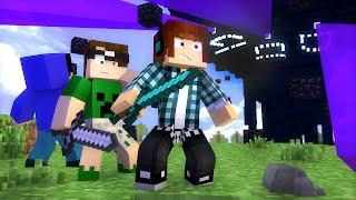 Minecraft : O WHITER GIGANTE !! - Os 10 Desafios 2 #04
