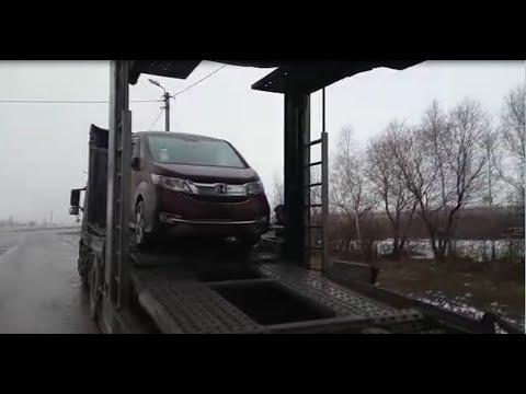 Курганская обл., г. Шадринск, владелец встречает HONDA STEP WGN SPADA 2015г. 4WD, кузов RP4. 7 мест.