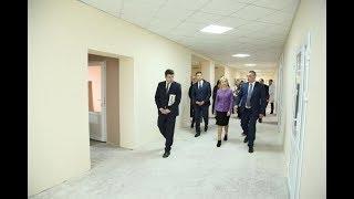 В 2018 году в Нововодолажской ЦРБ проведут капремонт нескольких отделений