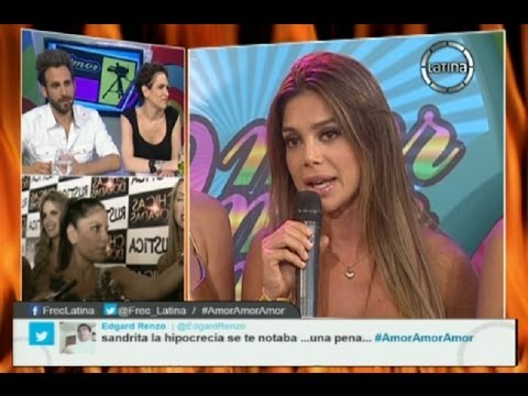 Las Chicas Doradas arremeten contra Sandra Arana