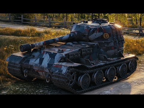 World of Tanks VK 72.01 (K)  - 10 Kills 11,3K Damage thumbnail
