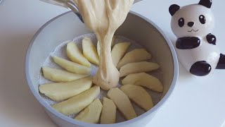 If You Have 2 Aṗples A Quick Apple Pie Recipe! Make delicious cake in 5 minutes!
