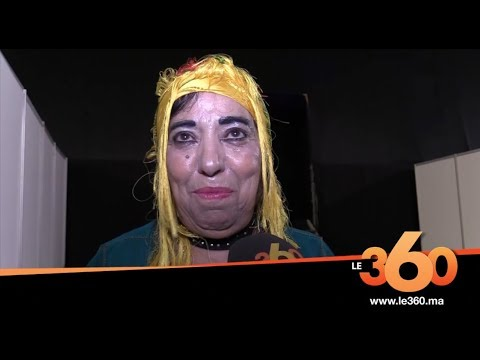 227a8c211 بالفيديو: حادة أوعكي: باراكا عليا من الفن.. باغا نمشي نحج | www.le360.ma