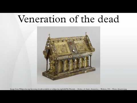 Veneration of the dead