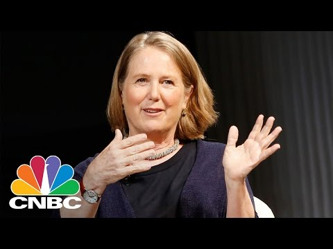 Google Cloud VP Diane Greene: Cloud Growing Faster Than Any Other | Closing Bell | CNBC
