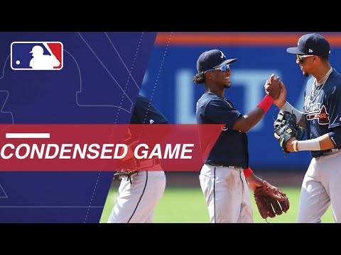 Condensed Game: ATL@NYM - 5/3/18