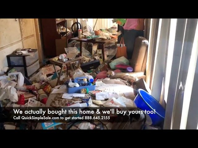 A house so bad we almost didn't buy it Almost Quick Simple Sale