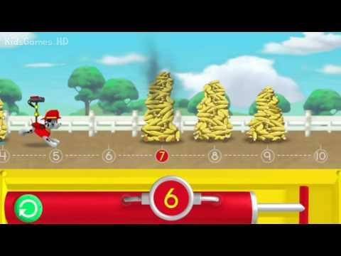 Paw Patrol Game Corn Roast Catastrophie   Nick JR English Cartoon   Paw Patrol Full Episodes 33