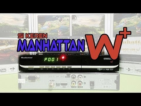 si Keren Manhattan 6900 USB W+