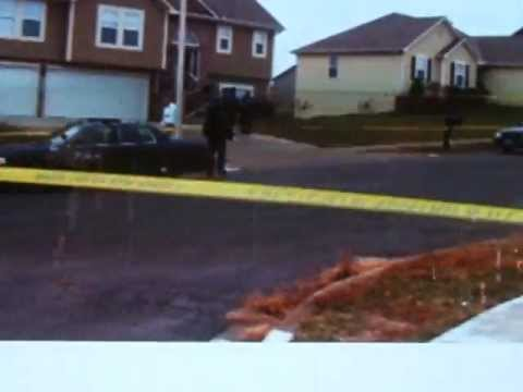 K.C. CHIEFS PLAYER KILLS SELF GIRLFRIEND  JOVAN BELCHER SHOOTS SELF IN HEAD IN CAR