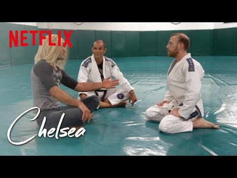 Dan Confronts Chelsea for Bullying Him   Chelsea   Netflix