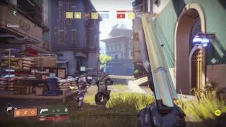 Destiny 2 Crucible Gameplay
