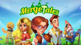 Merge Tales (Gameplay Android) screenshot 2