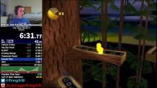 Pac-Man World 2 any% Speedrun in 46:22