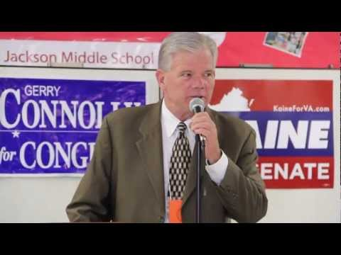 Virginia 11th congressional district Democratic Committee elects national delegates