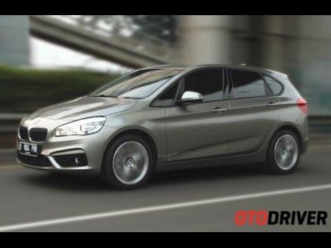 BMW Seri-2 Active Tourer Review Indonesia - OtoDriver