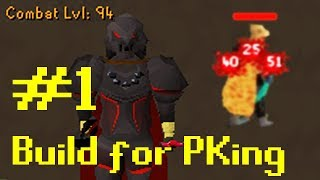 The ULTIMATE PKing Account (Max Hit of 190 dmg)