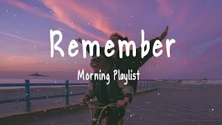 Moring Playlist - POP R&B Chill Mix 💕