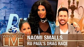Naomi Smalls opens up about her family | RuPaul's Drag Race All Stars 4