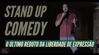 STAND UP COMEDY - LIBERDADE DE EXPRESSÃO I QUERO LÁ SABER #25
