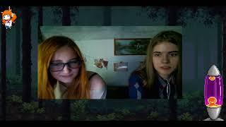 Лиззка и Эвелинушка о Ларине
