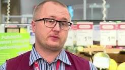 Kauppias Peeter Vahtra K-supermarket Vieremä Hyvinkää