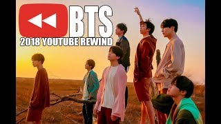 BTS Rewind 2018 | Achievements and Moments