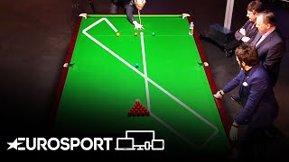 Jimmy White and Neil Robertson's